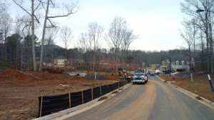 East Cobb New Home Development