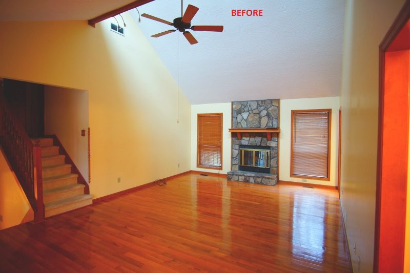 East Cobb - Dated Stain Trim
