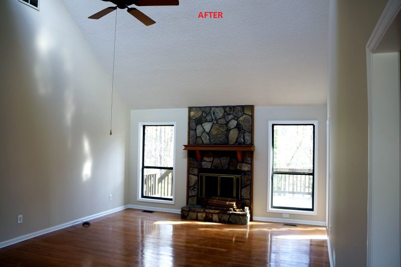 East Cobb - Light and Bright Great Room