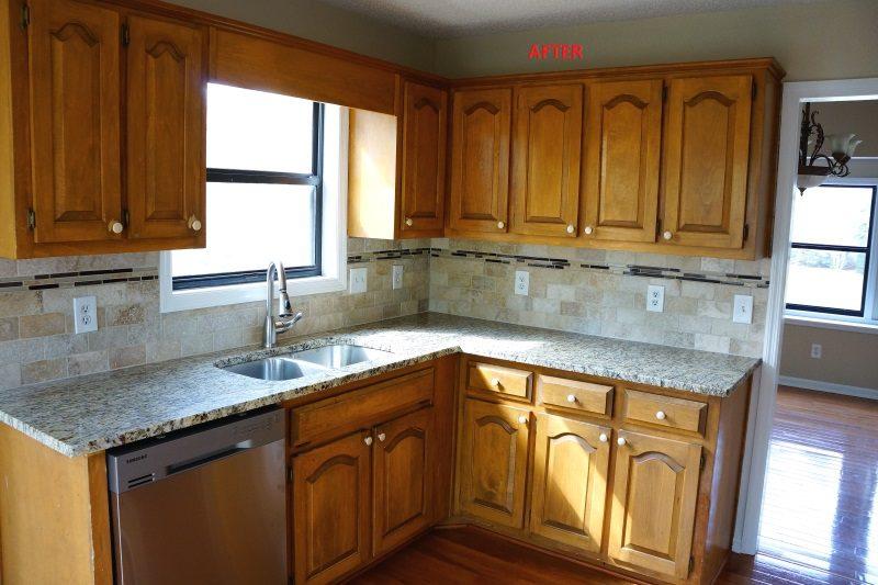 East Cobb Updated Kitchen
